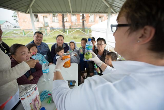 Image result for Mongolian Children to receive dental treatment for free
