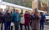 16000 people visited the exhibition in Lodi