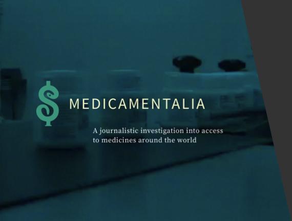 Cover image Medicamentalia