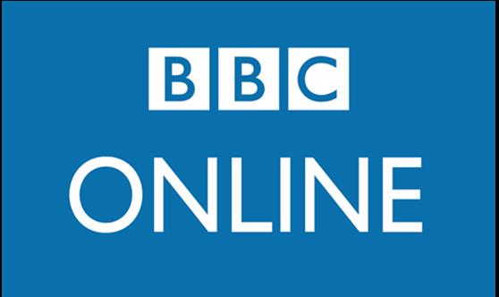 BBC Online  logo