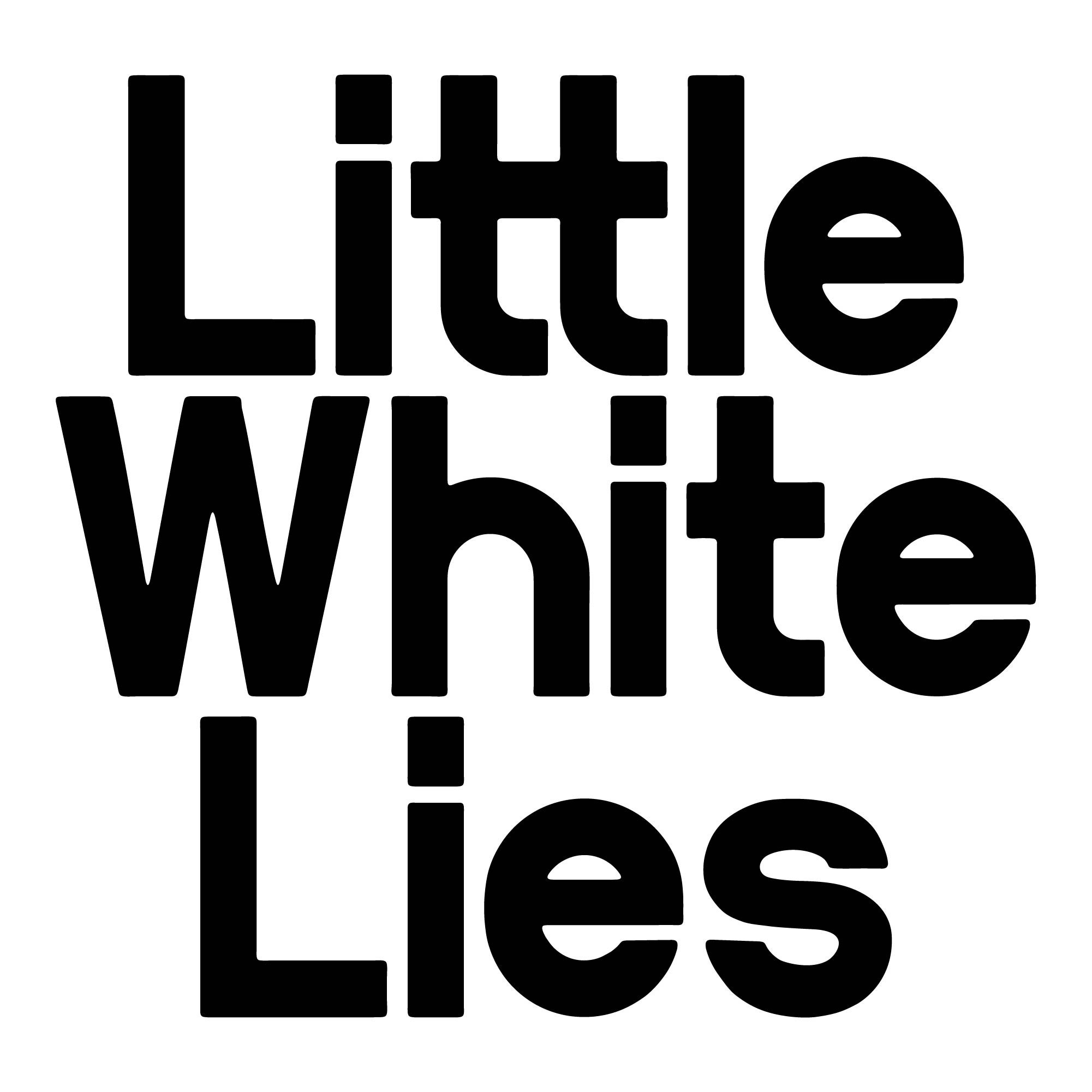 Little White Lies  logo