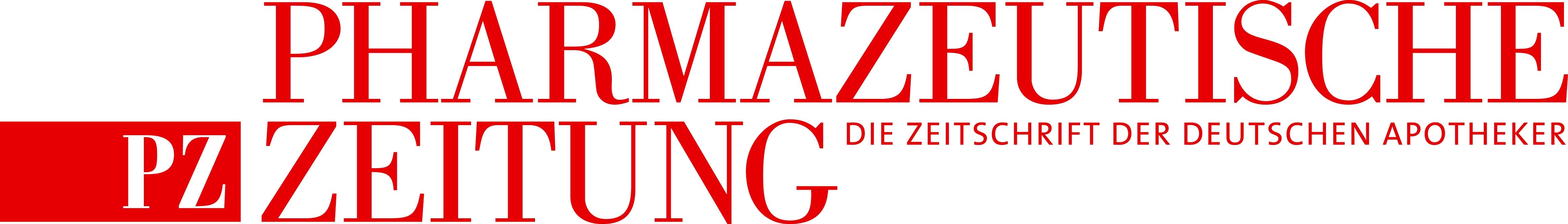 Pharmazeutische Zeitung logo