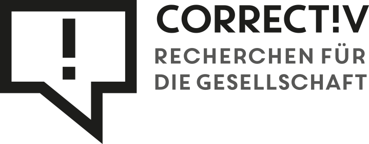 CORRECT!V logo