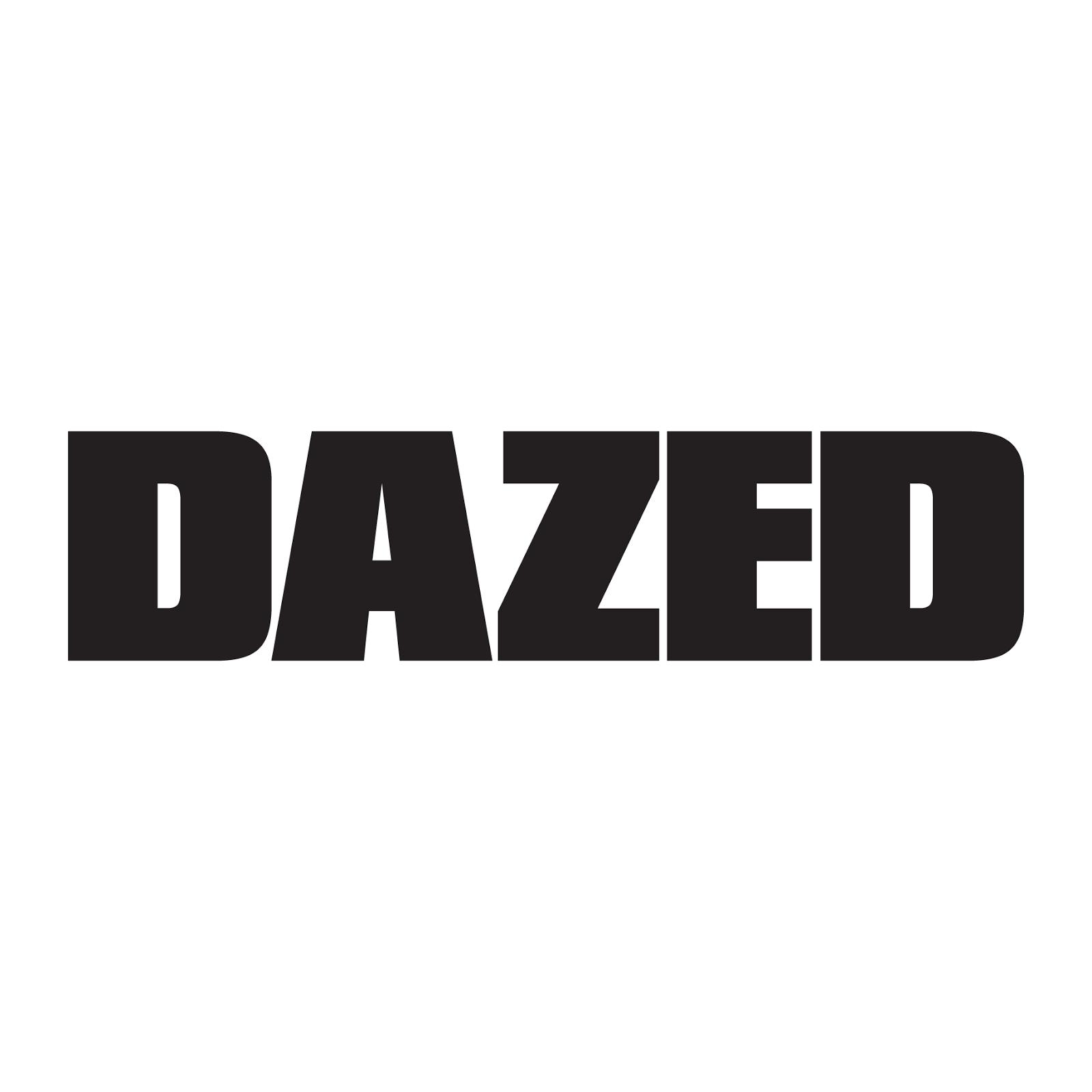 Dazed logo
