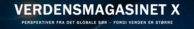 Verdensmagasinet X logo